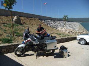 mit-motorrad-bei-phillip-am-busko-see